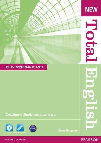 Изображение New Total English Pre-Int TB + Teacher's Resource CD