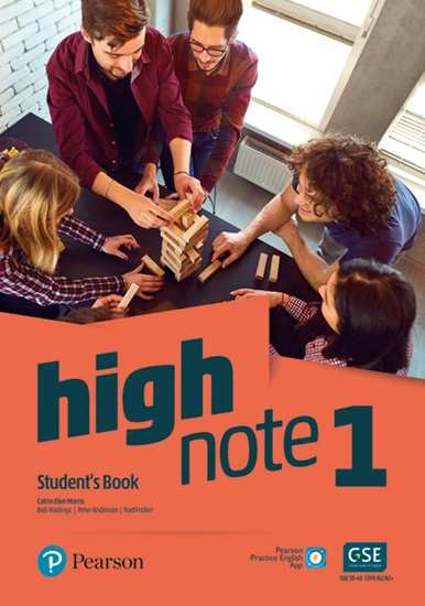 Изображение High Note (Global Edition) 1. Student's Book + Basic Pearson Exam Practice