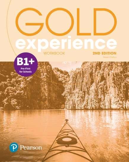 Изображение Gold Experience 2ed B1+ WB