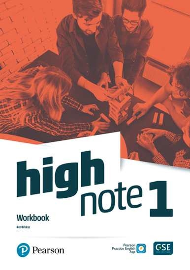 Изображение High Note (Global Edition) 1. Workbook