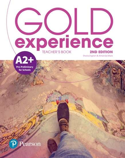 Изображение Gold Experience 2nd Edition A2+ TB/Online Practice & Online Resources Pack