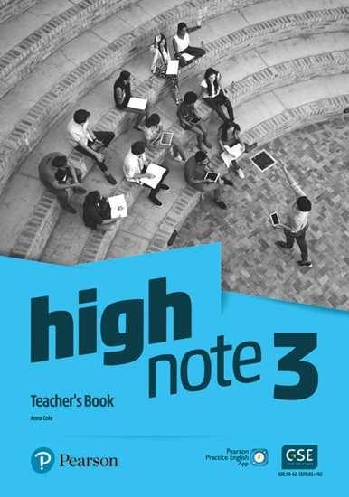 Изображение High Note (Global Edition) 3. Teacher's Book + Pearson Practice English App
