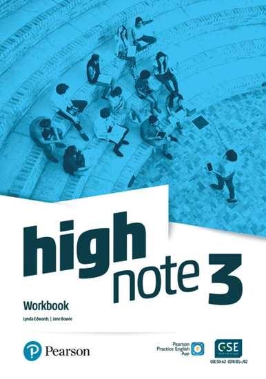 Изображение High Note (Global Edition) 3. Workbook