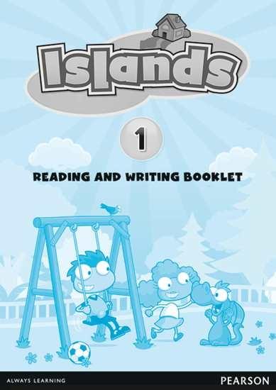 Изображение Islands 1 Reading and Writing Booklet