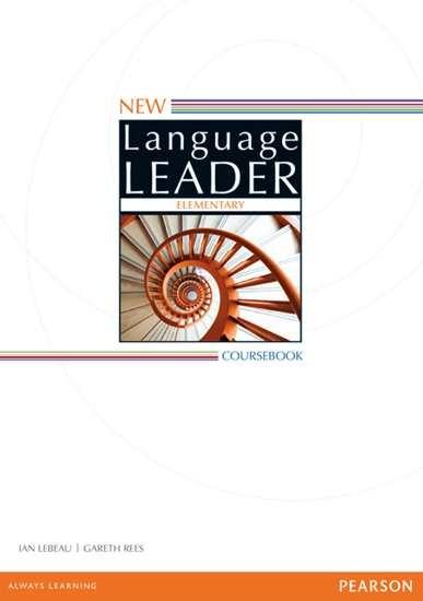 Изображение New Language Le   New Language Leader Elem CB
