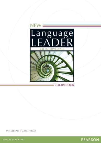 Изображение New Language Le   New Language Leader Pre-Int CB