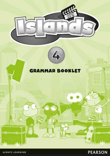 Изображение Islands 4 Grammar Booklet