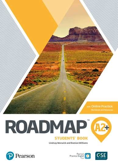 Изображение Roadmap A2+ Students' Book with Online Practice, Digital Resources & App Pack