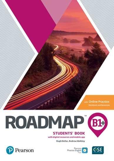 Изображение Roadmap B1+ SB/DigitalResources/OnlinePractice/App pk