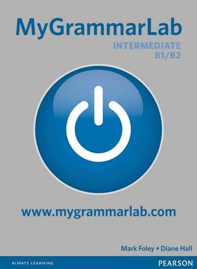 Изображение MyGrammarLab Int without Key +MEL Pk