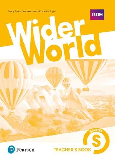 Изображение Wider World Starter Teacher's Book with DVD