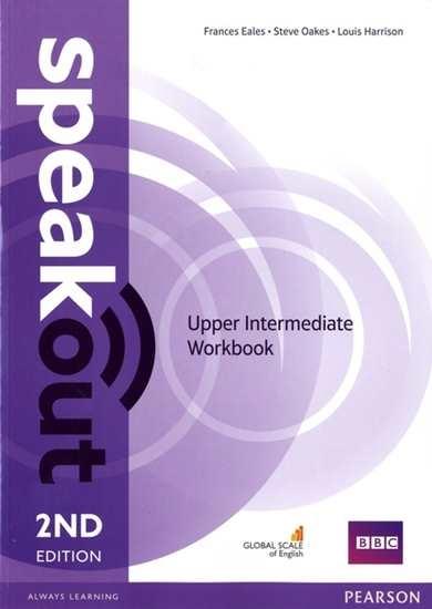 Изображение Speakout 2Ed Upp-Int Workbook without Key