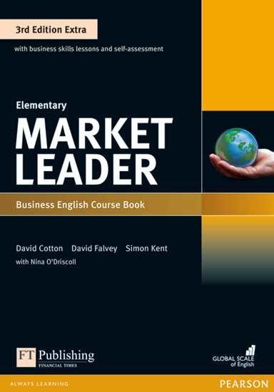 Изображение Market Leader 3Ed Elem Extra SB+DVD