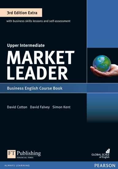 Изображение Market Leader 3Ed Up-Int Extra SB+DVD