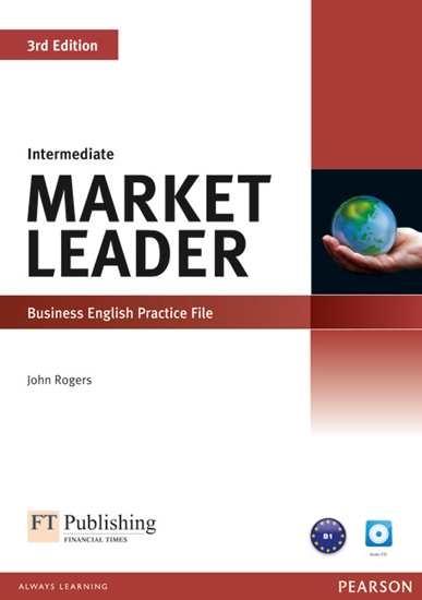 Изображение Market Leader 3Ed Int Practice File +CD
