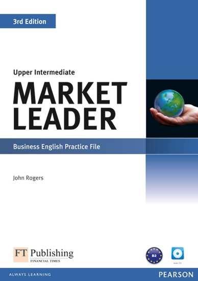 Изображение Market Leader 3Ed Up-Int Practice File +CD
