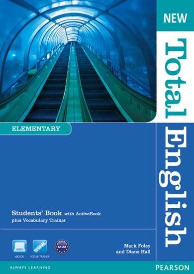 Изображение New Total English Elem SB +CD