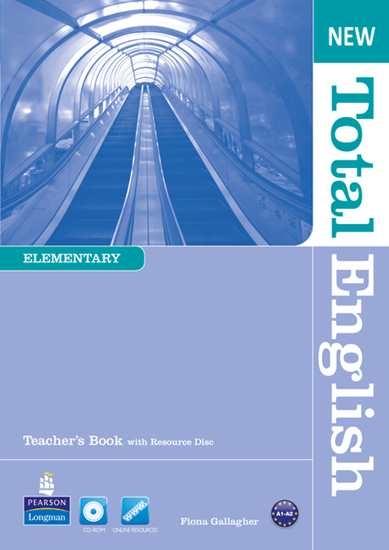 Изображение New Total English Elem TB +Teacher's Resource CD