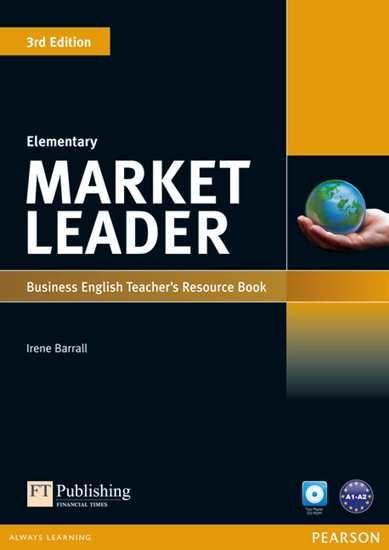 Изображение Market Leader 3Ed Elem TB/TM +CD