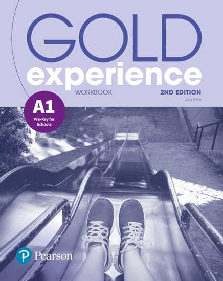 Изображение Gold Experience 2ed A1 WB