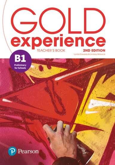 Изображение Gold Experience 2ed B1 TB/OnlinePractice/OnlineResources pk