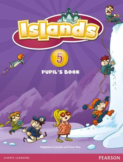 Изображение Islands 5 Pupil's Book plus pin code