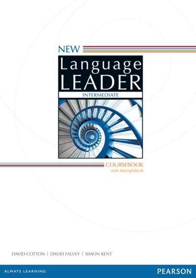 Изображение New Language Leader Int CB+MEL