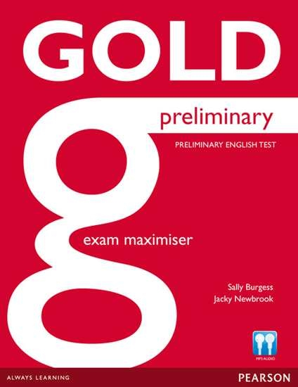 Изображение Gold NEd Preliminary Maximiser without Key+online Class CDs