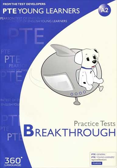 Изображение PTE YL Practice Tests BREAKTHROUGH