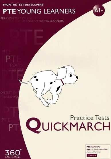Изображение PTE YL Practice Tests QUICKMARCH