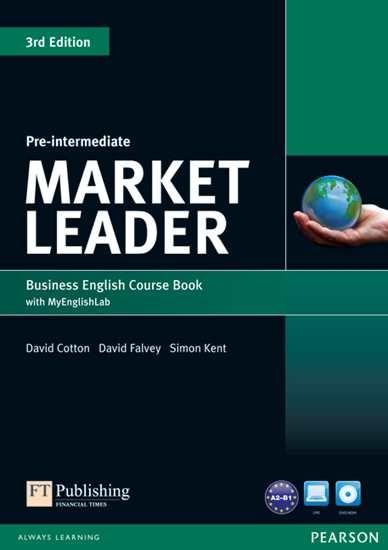Изображение Market Leader 3Ed Pre-Int CB+DDR+MEL