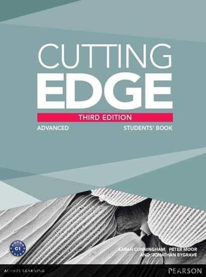 Изображение Cutting Edge 3Ed Adv SB+DVD