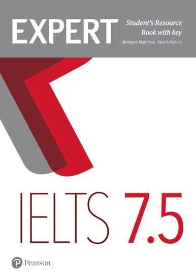 Изображение Expert IELTS   Expert IELTS 7.5 SRB with Key