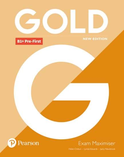 Изображение Gold B1+ Pre-First 2018 Exam Maximiser noKey