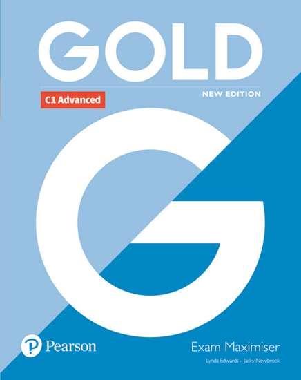 Изображение Gold C1 Advanced 2018 Exam Maximiser noKey