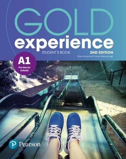 Изображение Gold Experience 2ed A1 SB