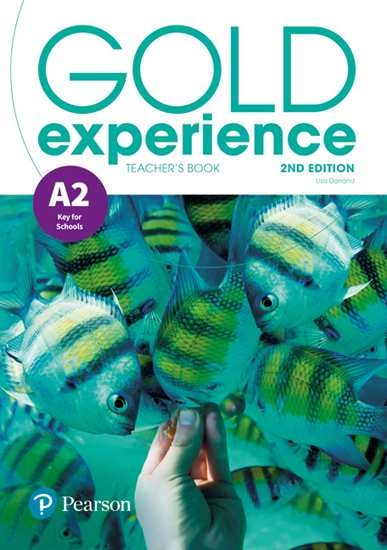 Изображение Gold Experience 2ed A2 TB/OnlinePractice/OnlineResources pk