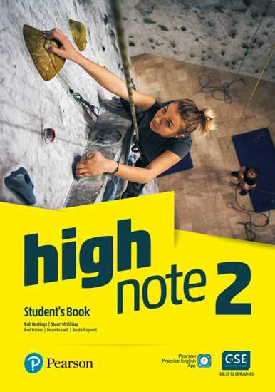 Изображение High Note (Global Edition) 2. Student's Book + Basic Pearson Exam Practice