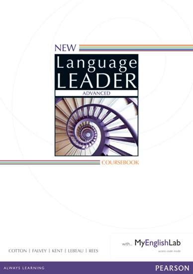 Изображение New Language Le   New Language Leader Adv CB+MEL