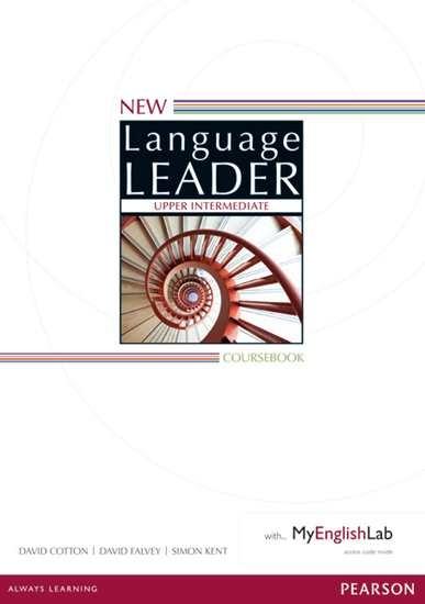 Изображение New Language Leader Up-Int CB+MEL