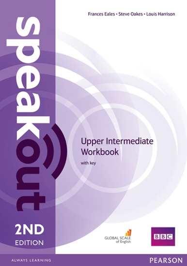 Изображение Speakout 2Ed Upp-Int Workbook with Key