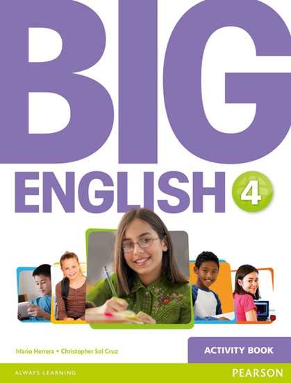 Изображение Big English 4 AB