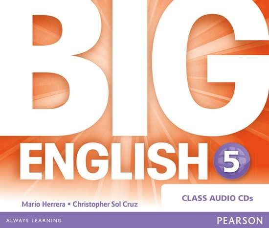 Изображение Big English Plus 5 Class CD