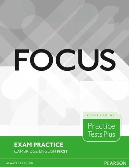 Изображение Focus Exam Practice Cambridge English First