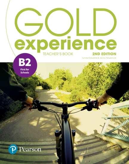 Изображение Gold Experience 2ed B2 TB/OnlinePractice/OnlineResources