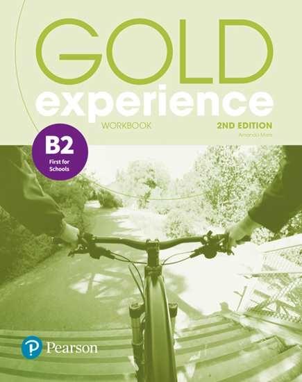 Изображение Gold Experience 2ed B2 WB