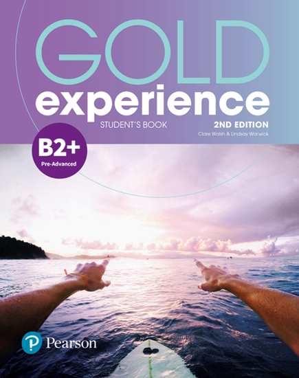 Изображение Gold Experience 2ed B2+ SB