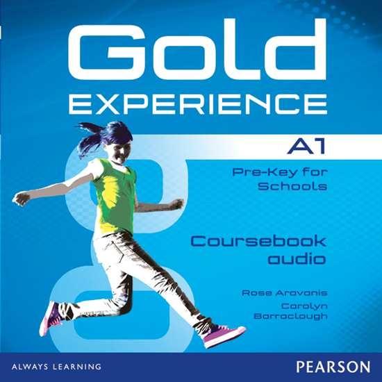 Изображение Gold Experience A1 Class CDs