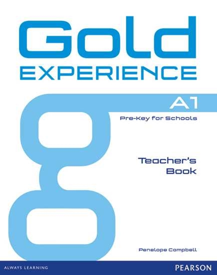 Изображение Gold Experience A1 TB