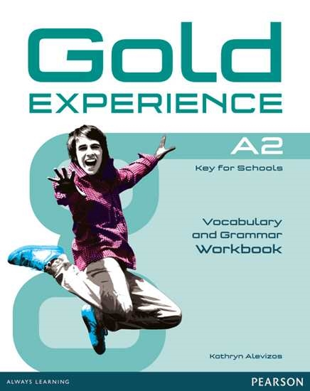 Изображение Gold Experience A2 Grammar & Vocabulary WB without key